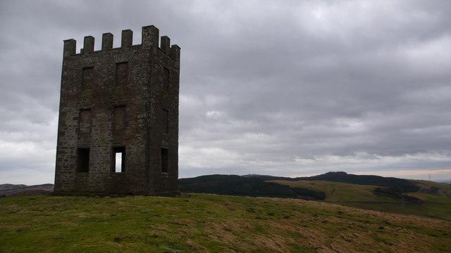 Kinpurney Hill Tower