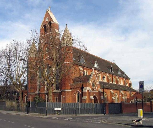 St Peter, Bredgar Road, Upper Holloway, London N19
