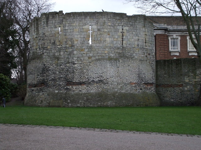 The Multangular Tower