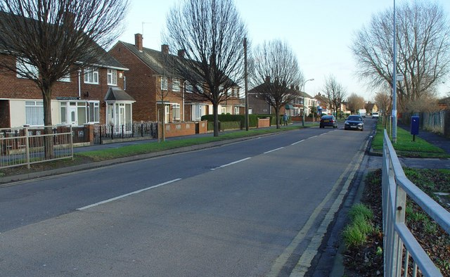 Chamberlain Road