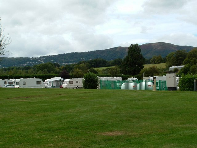 Blackmore Caravan Club Site