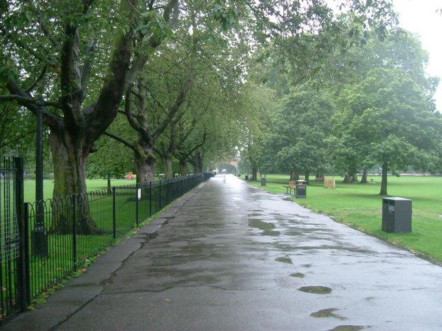 Ravenscourt Park, Hammersmith, W6