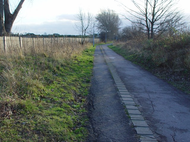 Cycle Track and Path
