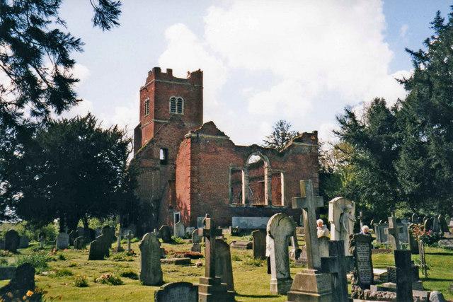 St John's Church, Stanmore