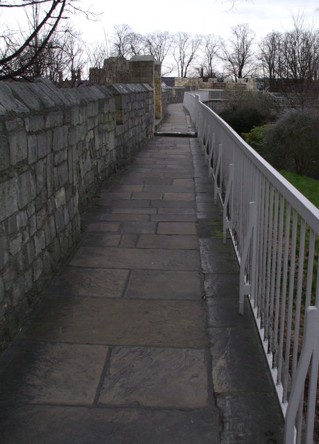 City Wall to Bawling Tower