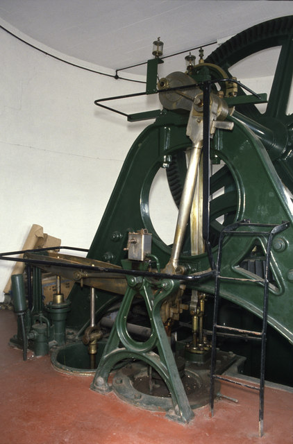 Steam pumping engine Curry Moor