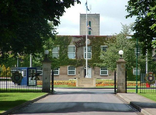 Headquarters, Buckley Barracks, Hullavington
