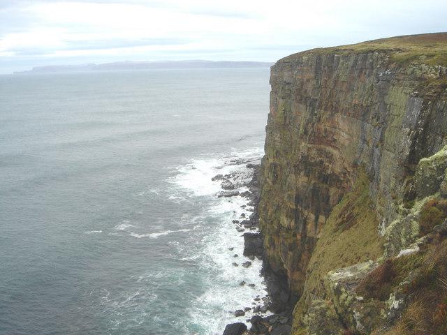 Dunnet Head cliffs