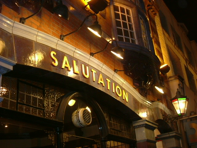 The Salutation, King Street - Hammersmith, W6