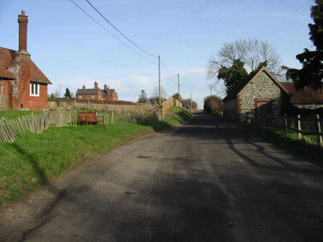 The road out of Chillenden