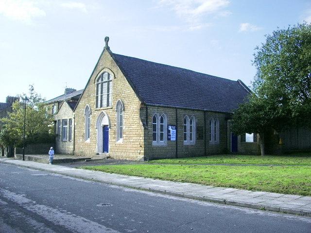 Barns Square Methodist Church