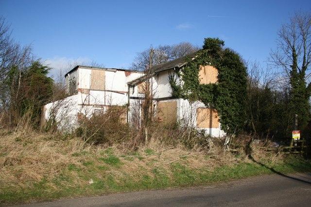 Grainsby Halt Station House
