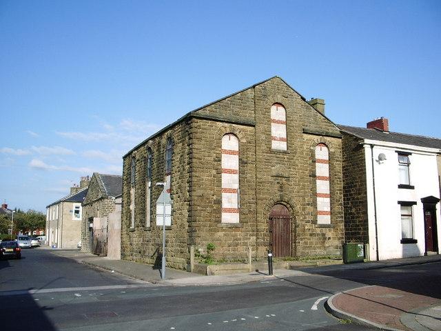 Former Primitive Methodist Chapel (1858)