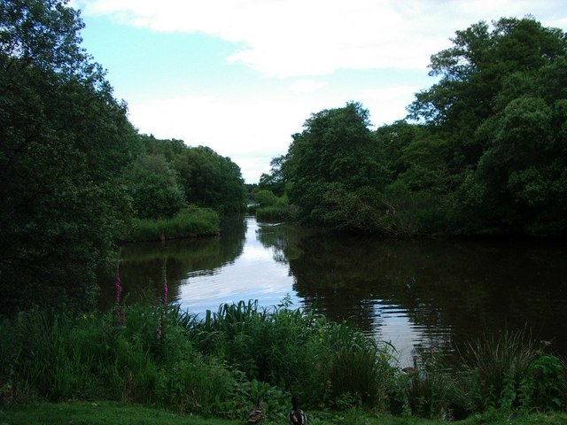 View of Haddo Loch