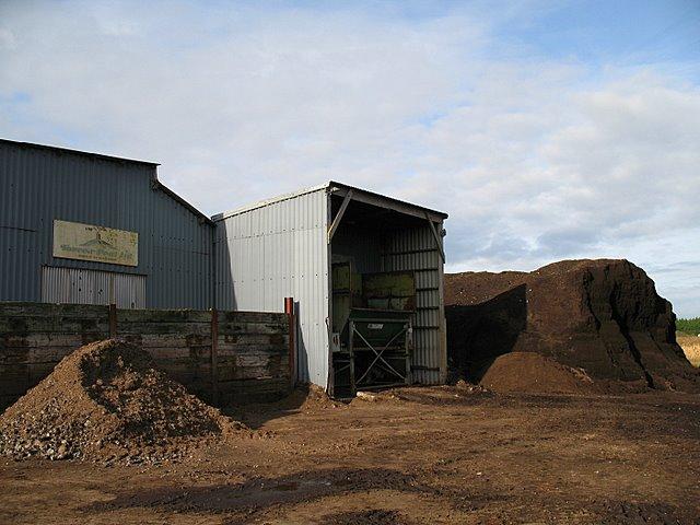 Torvex Peat works