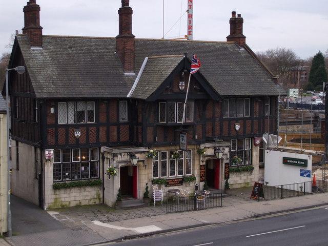 The Masons Arms, Fishergate