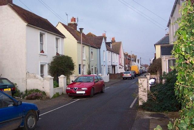 Chichester, Victoria Road