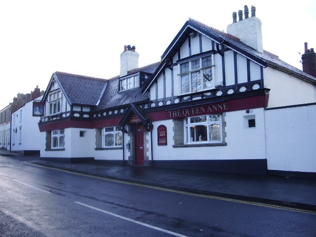 The Queen Anne Hotel, Junction Road, Bolton