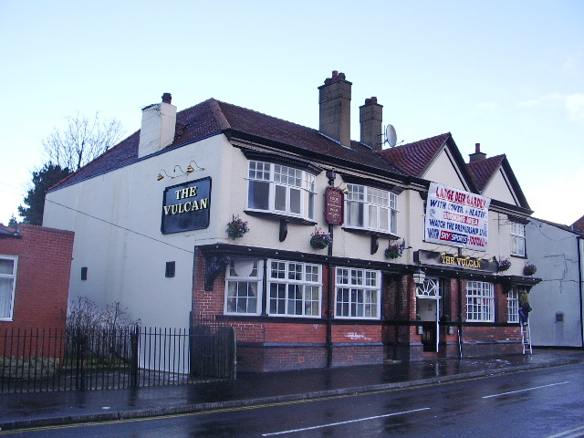 The Vulcan, Junction Road, Bolton
