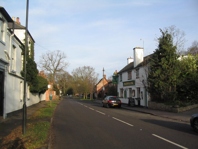 The Royal Oak, Cossington