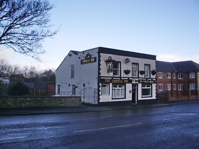 The Church Inn, Wigan Road, Bolton