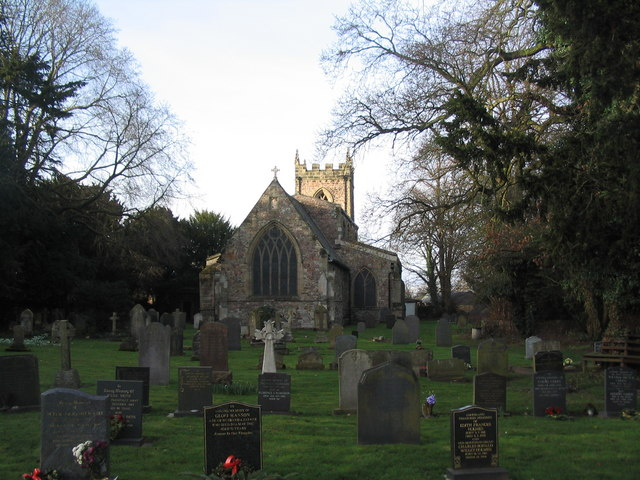 Church of All Saints, Cossington