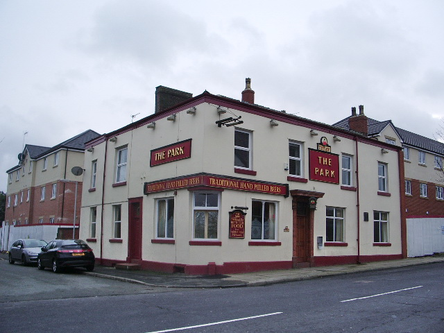 The Park, Bridgeman Street, Bolton