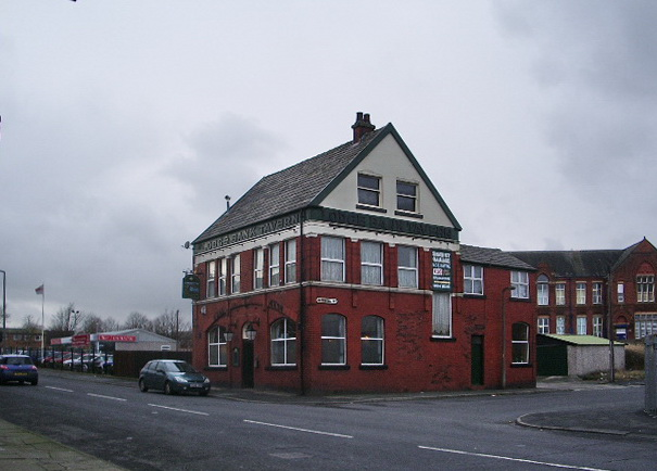 Lodge Bank Tavern, Bridgeman Street, Bolton