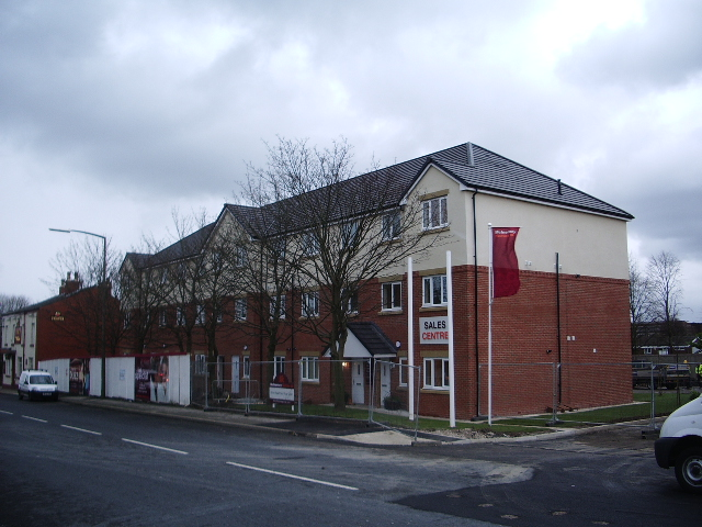 The Trinity, Bridgeman Street, Bolton