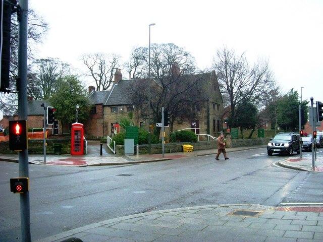 Alfreton - High Street