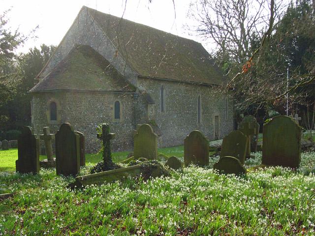 St Botolph's, Swyncombe