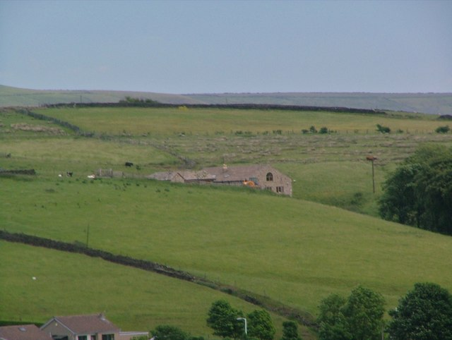 Farm Hill Farm, Edgeside, Waterfoot, Rossendale