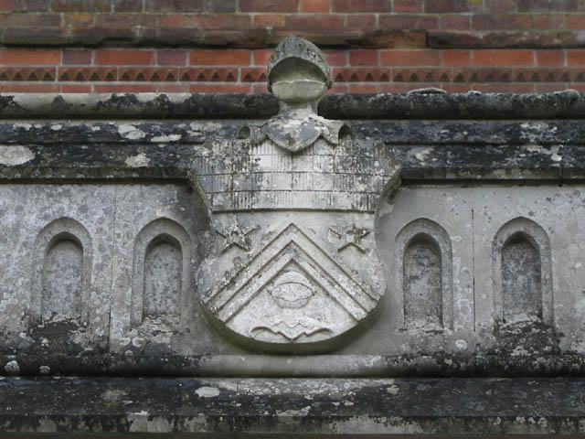 Truscott coat of arms