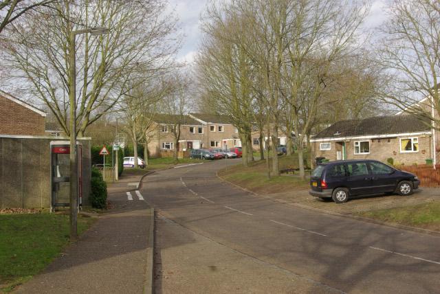 Anne Bartholomew Road,  Thetford