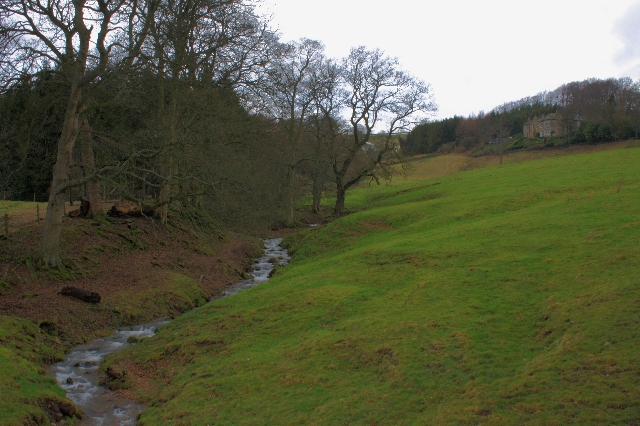 Steeping Gill and Skelton Hall