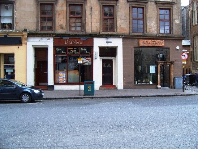 194-198 Pitt Street, Glasgow - ground floor