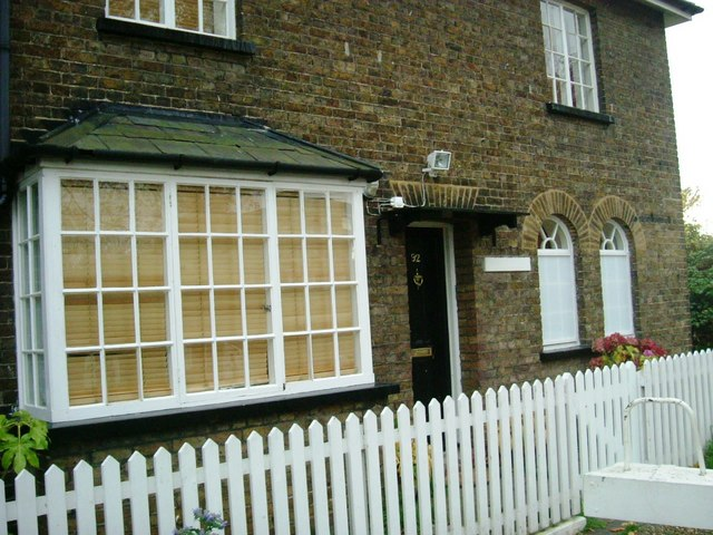Hanwell Lock No.92, Lock-keepers Cottage - Grand Union Canal