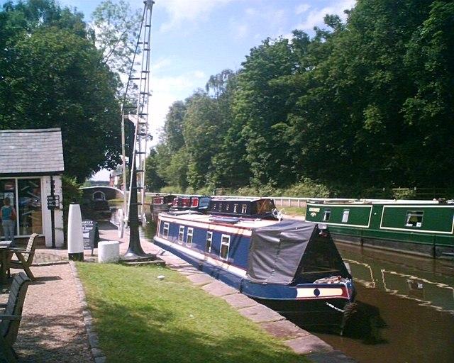 Fradley Junction, Trent & Mersey Canal