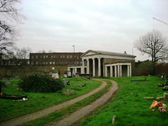 The Dissenter's Chapel, Kensal Green cemetery