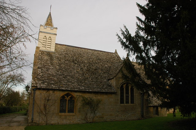 Wormington Church