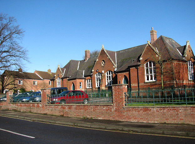 Old Catton Middle School