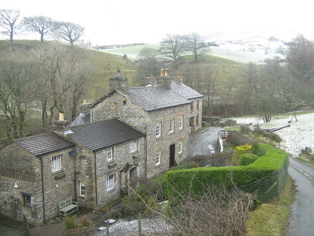 Cottages at Howgill