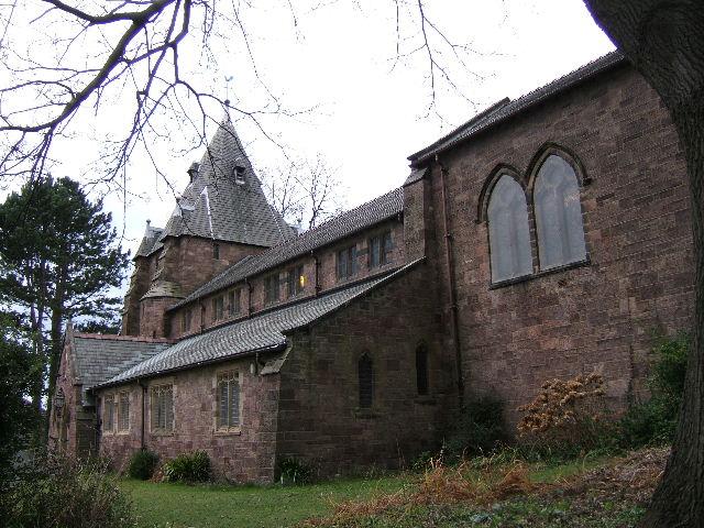 All Saints Church, Deganwy