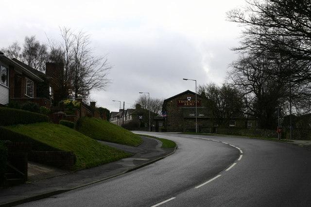 Brownside Road