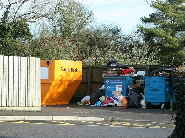 2008 : Local Recycling Centre
