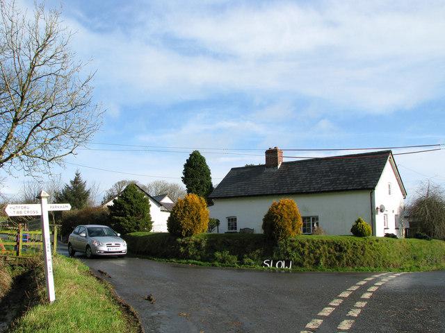 Parkham Ash, North Devon
