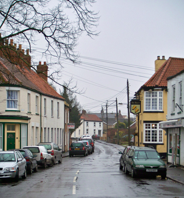 Green Lane, Barrow Upon Humber
