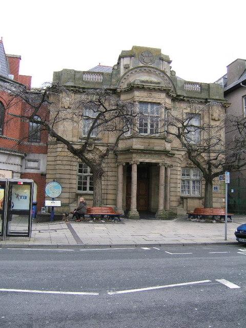 Llandudno Library, Mostyn Street