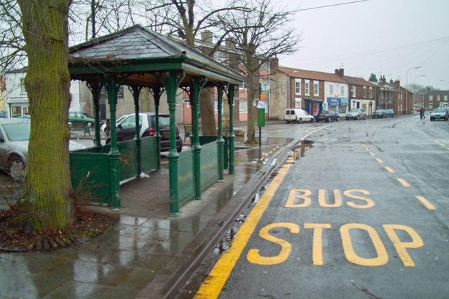 Bus Stop - Barrow Upon Humber