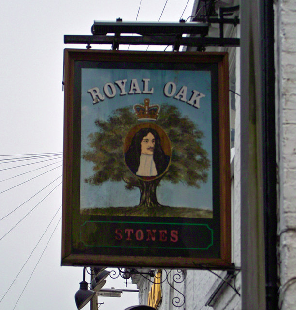The Sign of the Royal Oak, Barrow Upon Humber